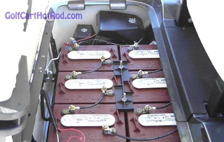Ezgo Golf Cart Wiring Diagram on Of Golf Cart Batteries   Ezgo   Club Car   Yamaha   Golf Cart Hot Rod