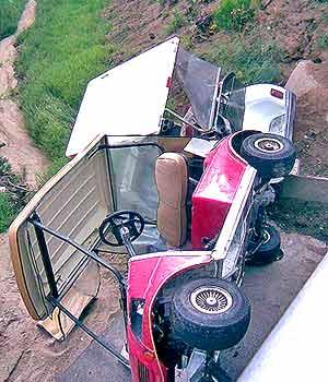 Dunken Golf Cart Driver Has Homicide Charge Dismissed