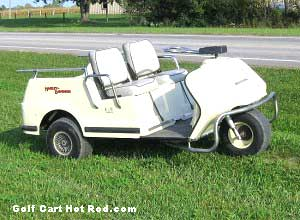HARLEY DAVIDSON  Columbia Golf Cart Serial Number