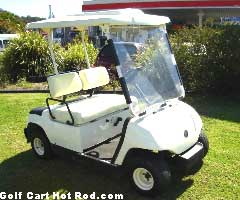 How to Find Yamaha Golf Cart Serial Number - Year | Golf Cart Hot Rod