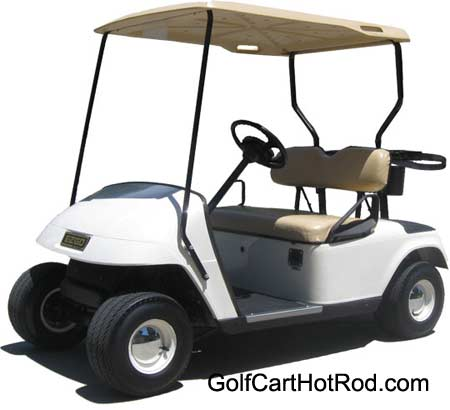 Basic EZGO Golf Cart Problems And How To Fix