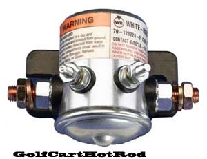 pds-solenoid-ezgo how to test