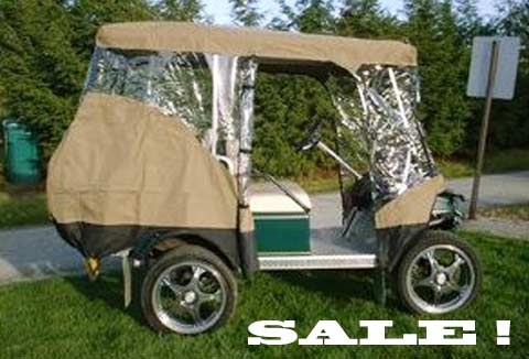 Golf Cart Cover Sale