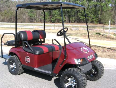 new south carolina golf cart law