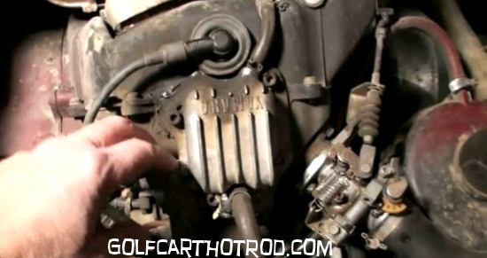 Yamaha G2 Golf Cart Tuneup Repair Help