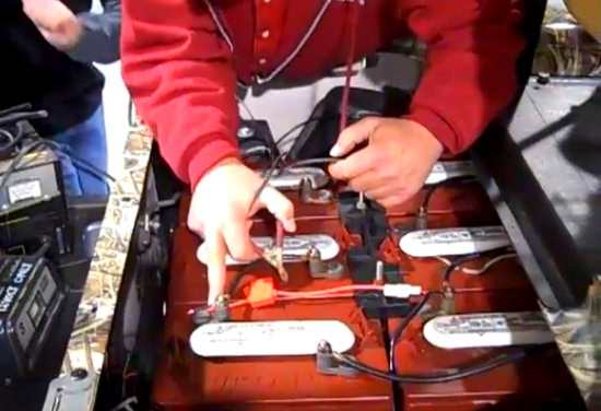 golf cart battey fix how to check water and maintain your trojan golf cart batteries Golf Cart 36 Volt Ezgo Wiring Diagram at reclaimingppi.co