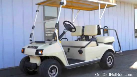 Club Car DS Electric Goes Forward But Not Reverse F R