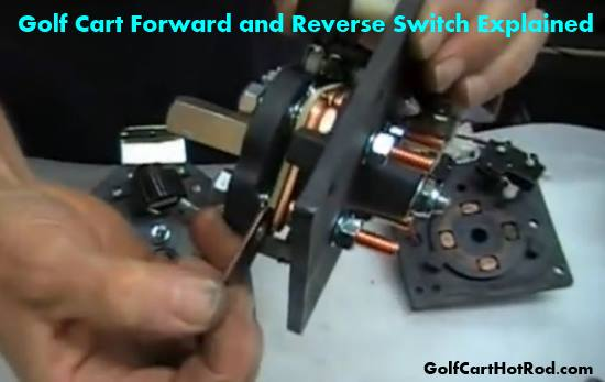 Golf Cart Forward and Reverse Switch Direction Selector Types – Ezgo Txt Forward Reverse Switch Wire Diagram