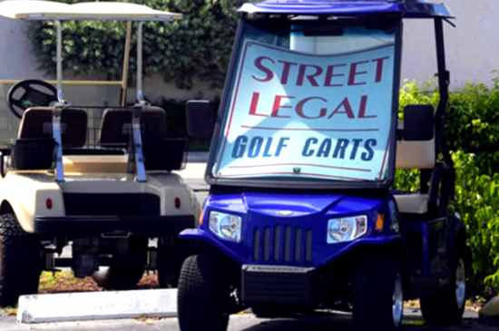 South Carolina Golf Cart Laws