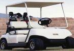 Yamaha G8 golf cart