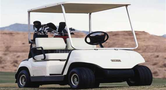 yamaha g8 golf cart