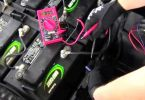 Install 12 Volt Voltage Reducer golf cart