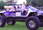 golf cart car tires and wheels