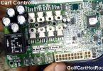 Inside Golf Cart Speed Controller