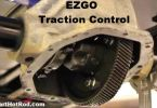 EZGO traction control system install