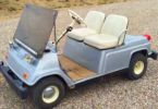 Yamaha G1 Golf Cart 13HP Harbor Freight Motor