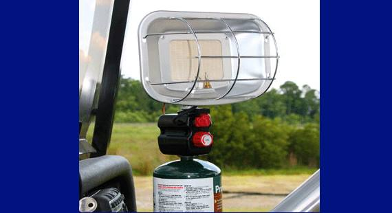golf cart cheap heater
