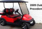 2009 Club Car Precedent