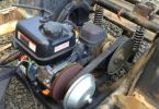 Predator 6.5hp Pull Start Motor In Golf Cart