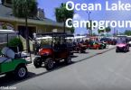 Ocean Lakes Family Campground Golf Carts