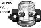 EZGO PDS 36 volt solenoid