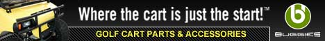 Golf cart lift kits, wheels, tires, parts, and accessories