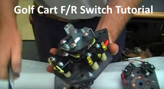 Golf Cart Forward Reverse Switch Fix on Ez Go Golf Cart Wiring Diagram
