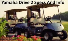 Yamaha Drive 2 Golf Cart