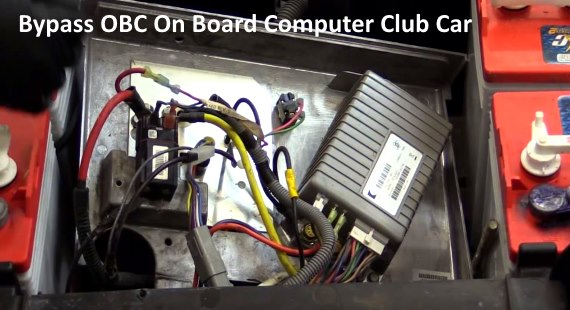 Bypass On Board Computer OBC    Club       Car