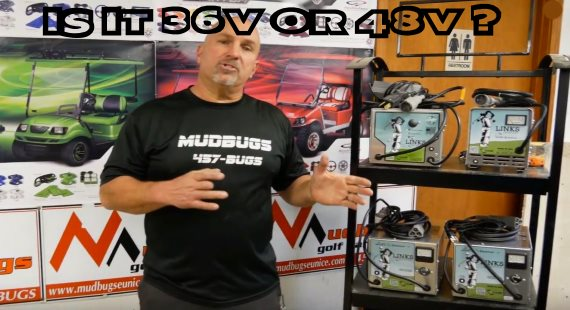 How To Tell If Golf Cart Is 36 Volt Or 48 Volts Just By Looking At The Charger Plug