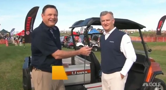 Yamaha UMAX Utility Cart Stolen By Charlie Rymer