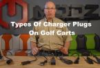 What type golf cart charger handle do I have.