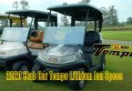2020 Club Car Tempo Lithium Ion Golf Cart Specs