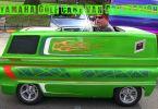 Modded Golf Cart Van hotrod
