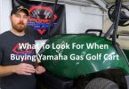 What To Look For When Buying Yamaha Gas Golf Cart